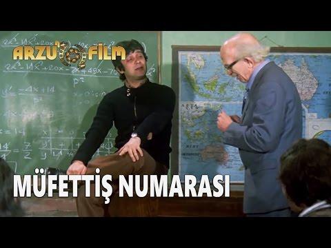 Eski Filmler - Hababam Sınıfı - Müfettiş Numarası