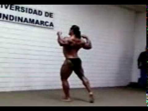 fisicoculturismo colombiano