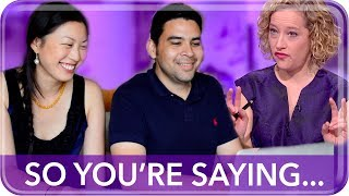 REACTING TO CATHY NEWMAN & JORDAN PETERSON: Channel 4 News Interview | The Postmodern Family EP#159
