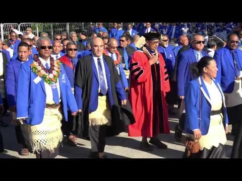 150th Anniversary   Tupou College Alumni March    Sesquicentenary Celebration