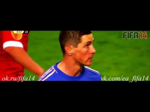 Fernando Torres (FC Chelsea)  - the monster UEFA League Europe 2013 HD