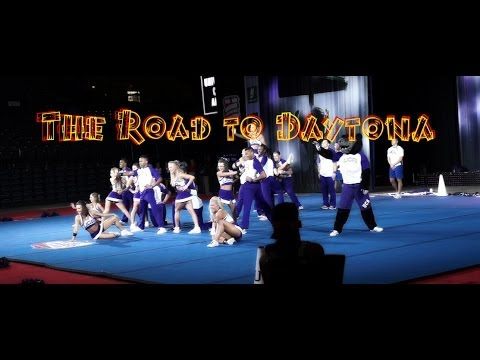 The Road to Daytona | University of Central Arkansas Cheer | 2014 | - 04/15/2014