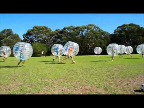 Bubble Soccer - Just for fun game