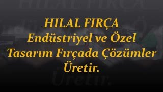 fırça - brush -firca imalati - brush manufacturing