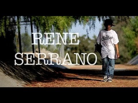 10 YEAR OLD RENE SERRANO - STREET PART !!!!!!!!! -
