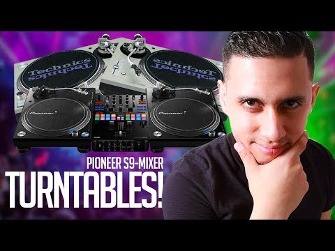 I'm Switching to Technics Turntables (Pioneer S9-Battle Mixer)