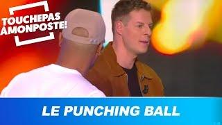 Rohff VS Matthieu Delormeau : qui est le plus fort au punching ball ?
