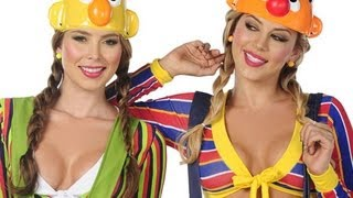 Sexy Halloween Costumes You Won't Believe Exist