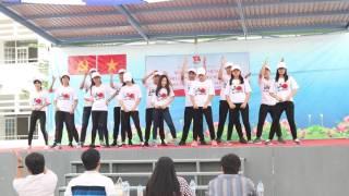 Vũ điệu tuổi trẻ-2017-11B7 Nguyễn Hữu Cầu