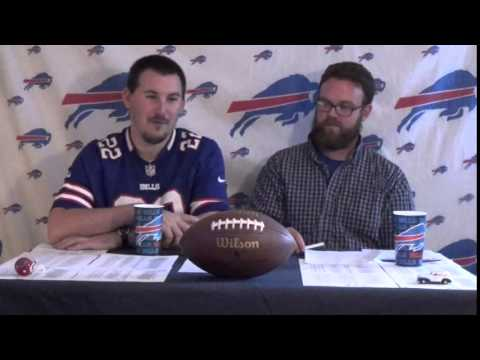 Buffalo Bills 2015 NFL Draft Preview Show