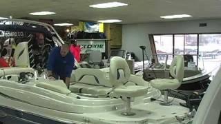 2012 Starcraft Limited 2000 Premium Fish Deckboat