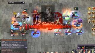 WK Thebes Final PM 29/08/15 DonkeyFace vs Americush