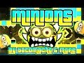 Geometry Dash - Minions 100% GAMEPLAY Online (TacoMacho & more) EXTREME DEMON thumbnail