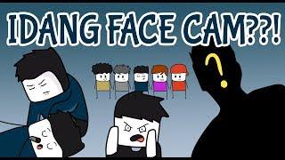 IDANG FACE CAM?!!! Anime Kesukaan?   Q&A #TanyaIdang #2