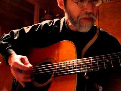 Cedar Hill (by Russ Barenberg) - SHiMA(Taro8)
