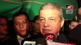 وزير الرياضة: مبنى النادي الأهلي في مدينة نصر «رائع»