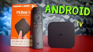 Xiaomi Mi Box S 4K Android TV With Chrome Cast - Make your TV Smart (Review)