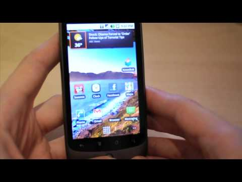 Uncrate Hands-on: Nexus One