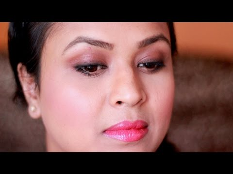Makeup For Daytime Events/Parties (Full Face) Indian/Brown/Olive Skintones