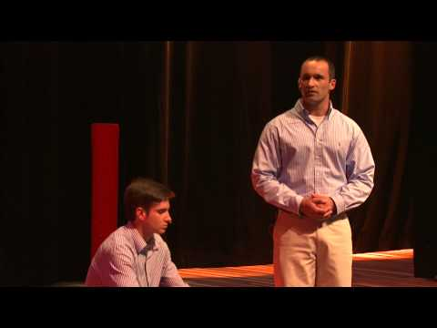 Far From Home: Galen Knowles, Phil Hessler, Adam Schellenberg atTEDx Central Wyoming College