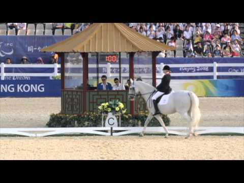 Para-Equestrian at the London 2012 Paralympic Games