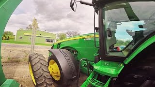 The John Deere 6R : Up to the challenge