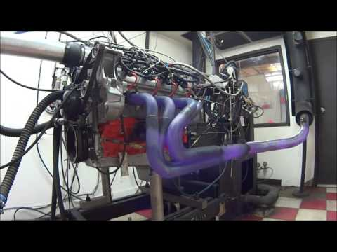 Blueprint engines 540 bbc crate engine on chassis dyno dyno pull of supercharged ls crate engine psls4272sct by blueprint engines malvernweather Gallery