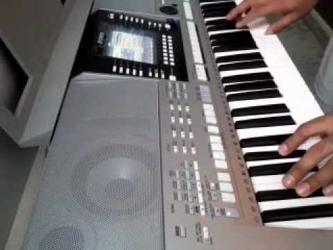 Rim Jhim Gire Sawan On Yamaha PSR S910 Keyboard