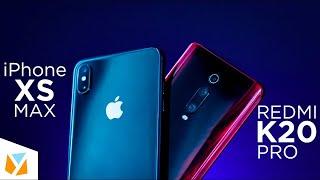 Redmi K20 Pro vs iPhone XS Max Comparison Review