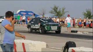 Drag-racing Championship in Volgograd (2011)