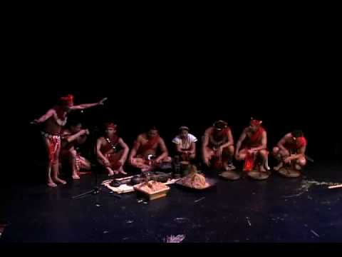 Ifugao Music & Dance Ensemble Of Banaue At The Zeum Theater video