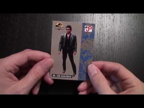 Jurassic Park Topps Trading Cards 016