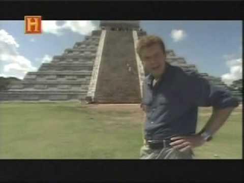 Sonido del mensajero de los Dioses Mayas