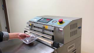 Sealer Sales VVE-480A Automatic Nozzle Vacuum Sealer