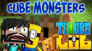 Minecraft Mods : Think's Lab - Blocklings ATTACK [Minecraft Roleplay]