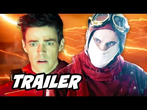 The Flash 4x20 Promo - Accelerated Man Returns and Nora Allen Breakdown thumbnail