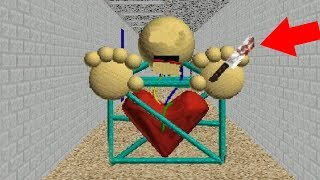 WHAT HAPPENS IF YOU MAKE 1ST PRIZE ANGRY...   Baldis Basics in Education and Learning (MOD)