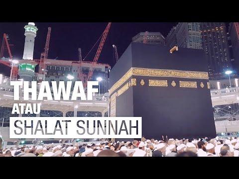 Ceramah Pendek: Perbanyak Thawaf Atau Shalat Sunnah? - Ustadz M. Abduh Tuasikal