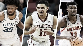 2018 NBA Draft Live Coverage