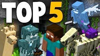 Top 5 Unknown Mobs In Minecraft