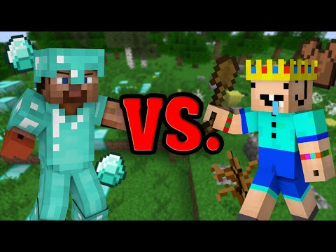 Noob VS Pro - Minecraft