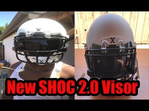 SHOC 2.0 40% Smoke Visor Unboxing & Review