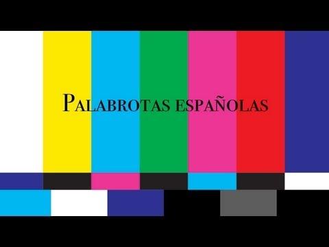 Palabrotas españolas