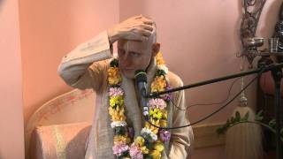 2011.10.23. Sunday Program BG 7.19 Lecture HG Sankarshan Das Adhikari - Riga, Latvia