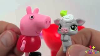 свинка пеппа и игрушки смотреть онлайн все серии подряд без остановки