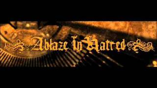 Watch Ablaze In Hatred Constant Stillness video