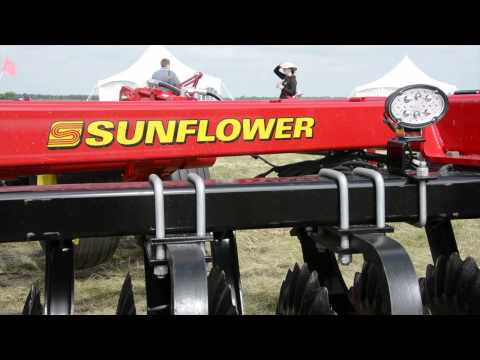 New 6631 Sunflower Vertical Tillage System