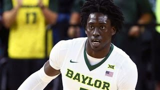 Baylor Forward Johnathan Motley Was All Over The Court