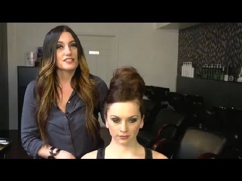 Can You Do a Classic Beehive With Curly Hair? : Hair Styling for Men & Women