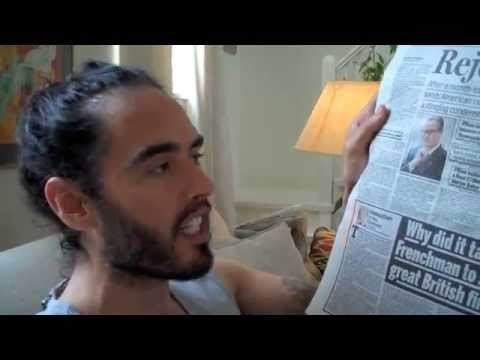 Do The Unemployed Prefer Being On Benefits? Russell Brand The Trews Ep63